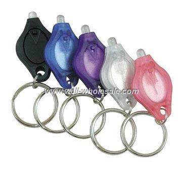 promotional led keychain light