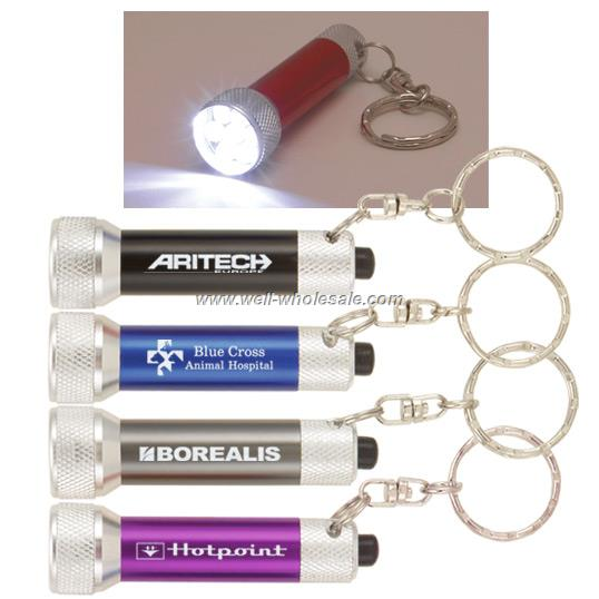 Promotional led keychain light,led bottle opener keychain