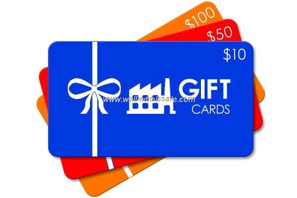 custom Gift Card