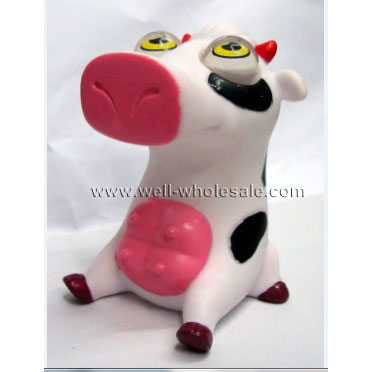 Poppin Peepers Cow