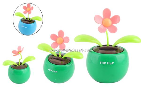 Product Solar flower,solar dancing toys,solar plant toy