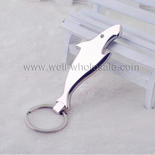 metal bottle opener,shark bottle opener