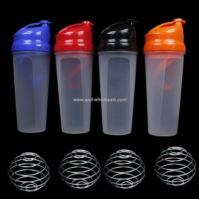 Gym Supplements Bottle Protein Shaker Blender Mixer Shake Cup