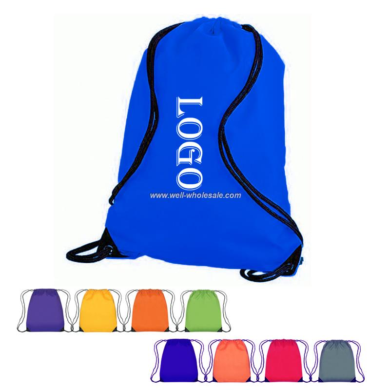 Drawstring Sports Bag|promotional drawstring bag