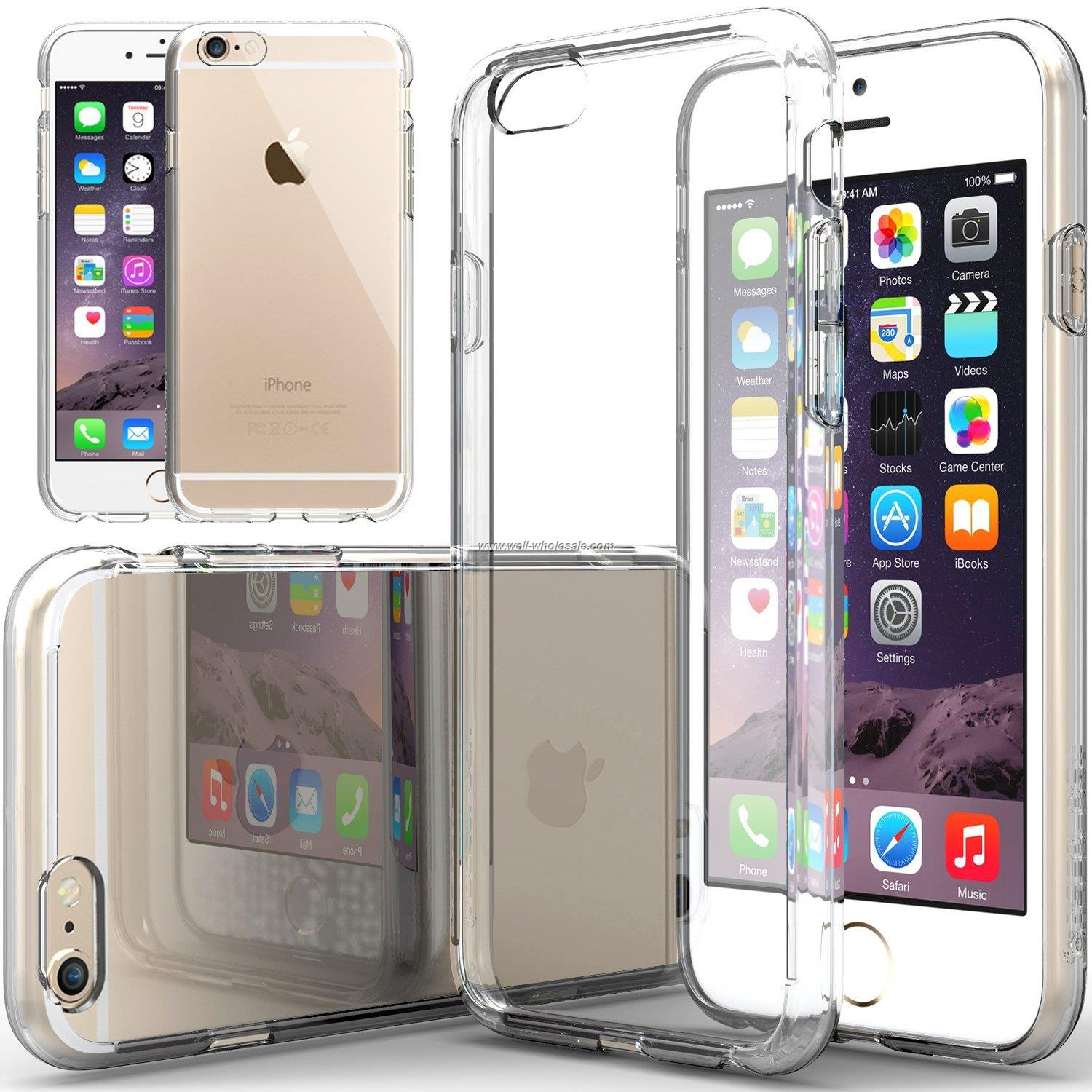 TPU case for apple iPhone 6,for iPhone 6 case,for iPhone6 case