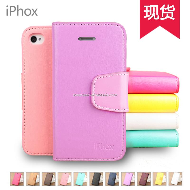 Popular for iphone 6 wallet leather case,lady favorite for iphone 6 case