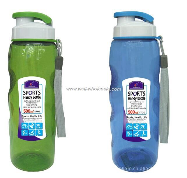700ml PC Sports Water Bottle