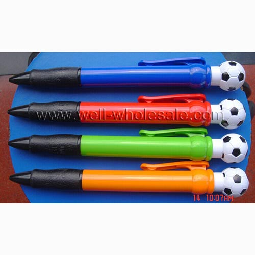 football ball pen,ball-point pen