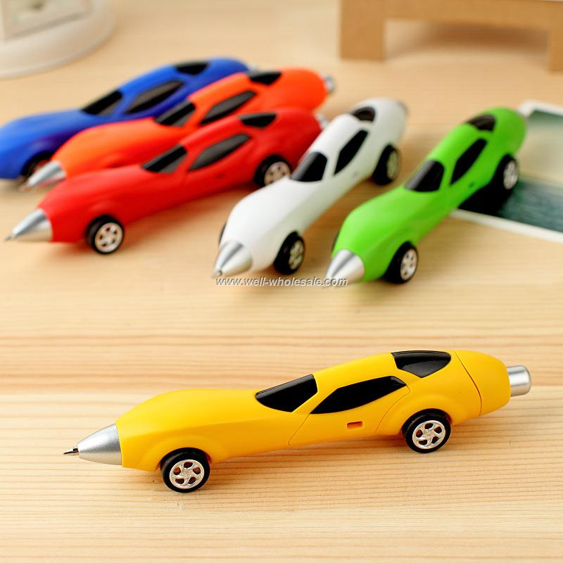 Race Car Novelty Pen