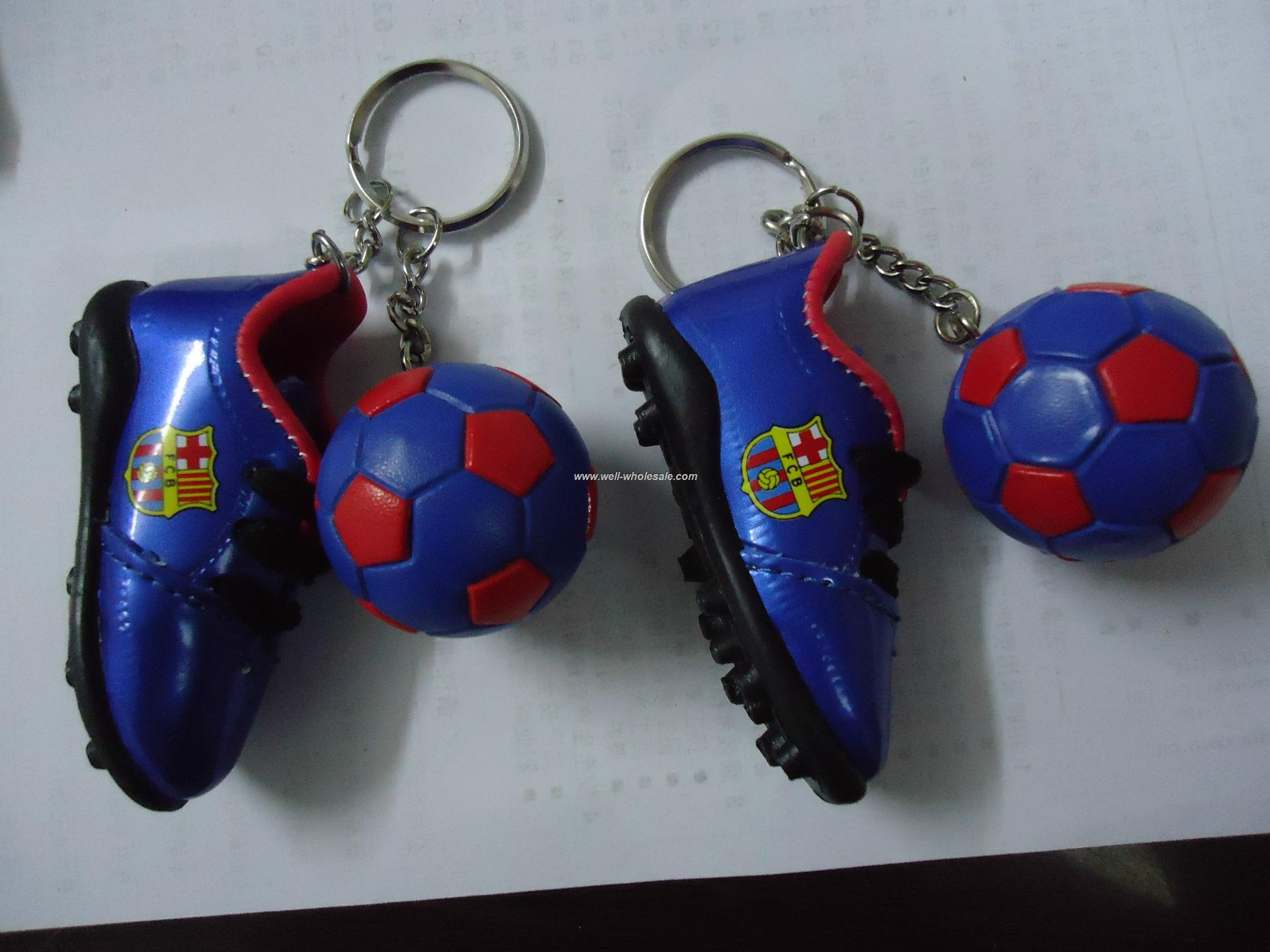 custom shoe keychains