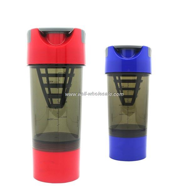 Cyclone Cup Protein Shaker Cup Blender Mixer Bottle