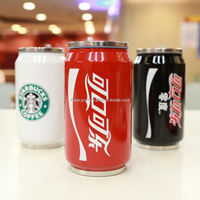 double layer stainless steel vacuum coke cans Coke vacuum