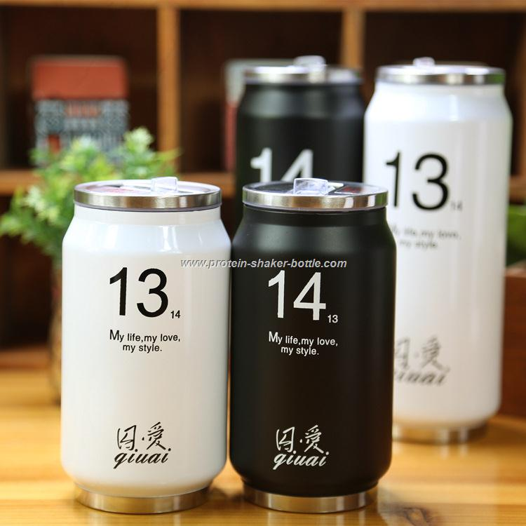 Can stainless steel water can,water bottle, Stainless Steel Cola Cup/Double Wall S/S Cup
