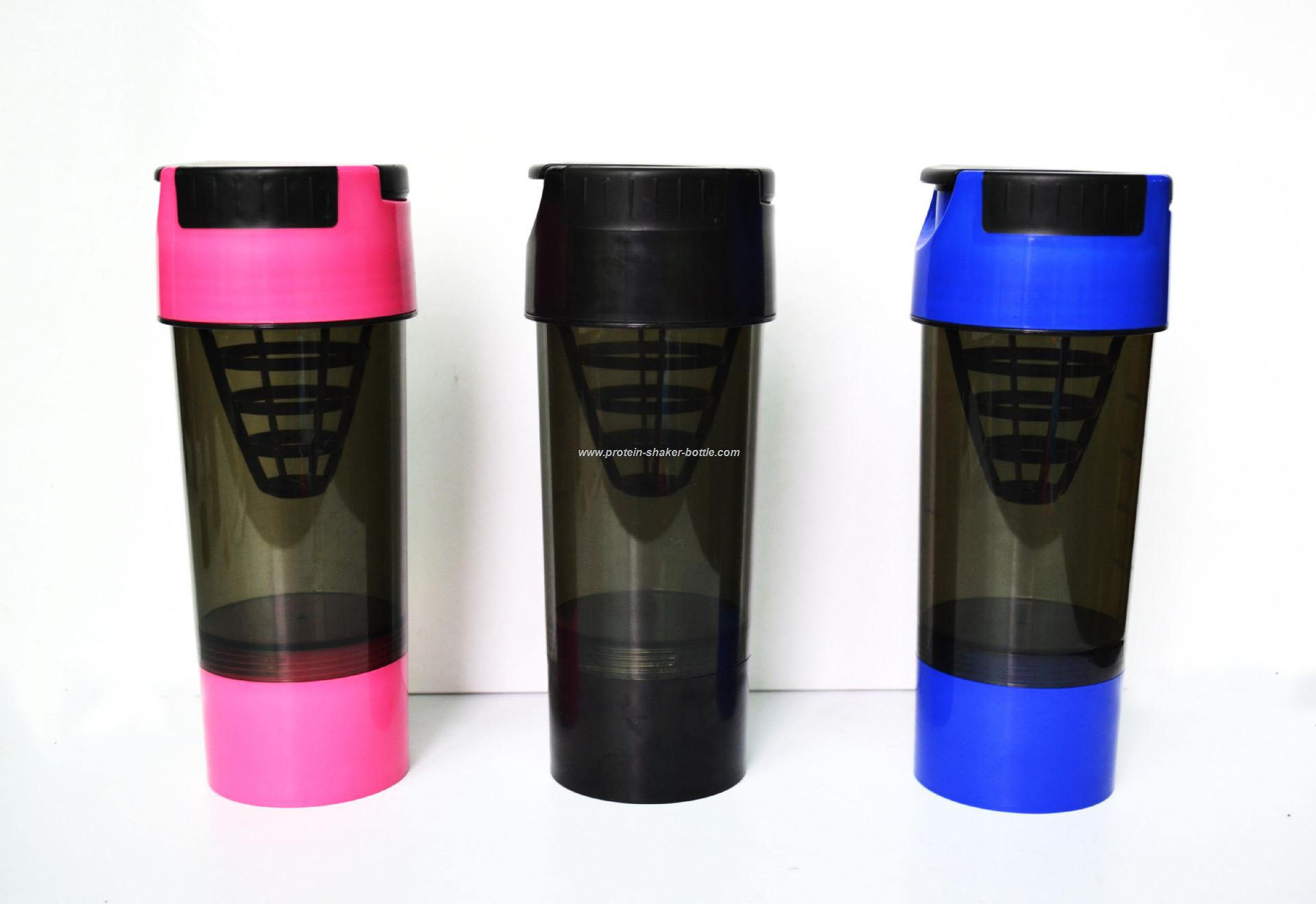 custom Cyclone Cup Tritan Shaker Bottle