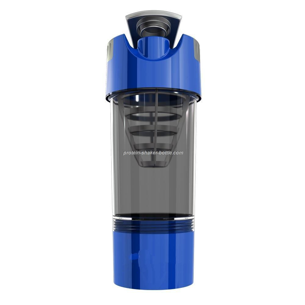 Cyclone Cup Shaker Protein Bottle Mixer Blender