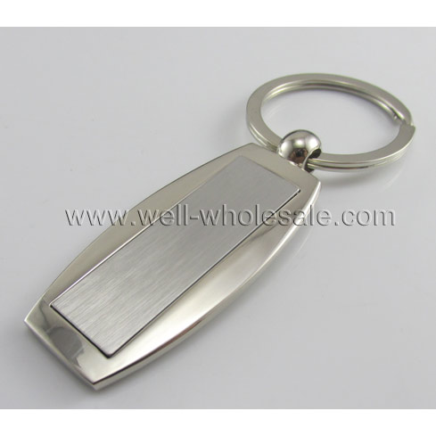 Custom Metal Key Tags