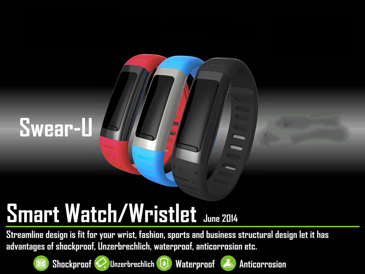 Smart bracelet watch, wifi bracelet bluetooth,OLED screen phone bracelet