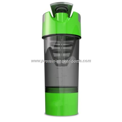 400ml Cyclone Cup Plastic Gym Water Blender Bottle Energy Drinking Bottle
