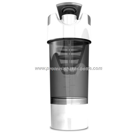 cyclone cup shaker/protein shake bottle