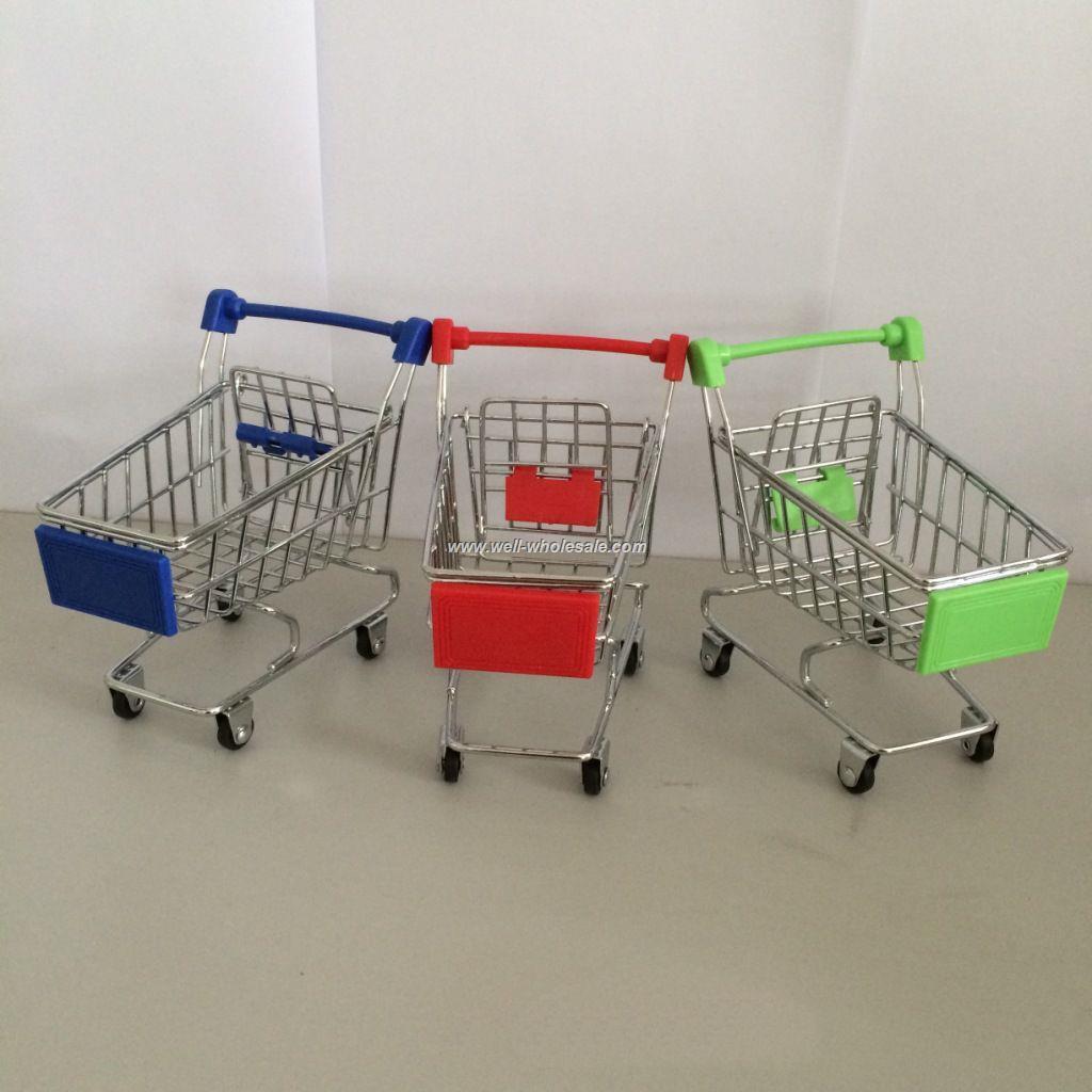 Mini desk Shopping Cart