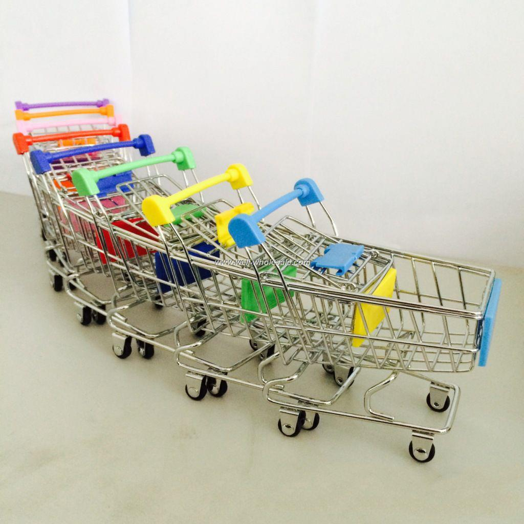 mini grocery shopping cart