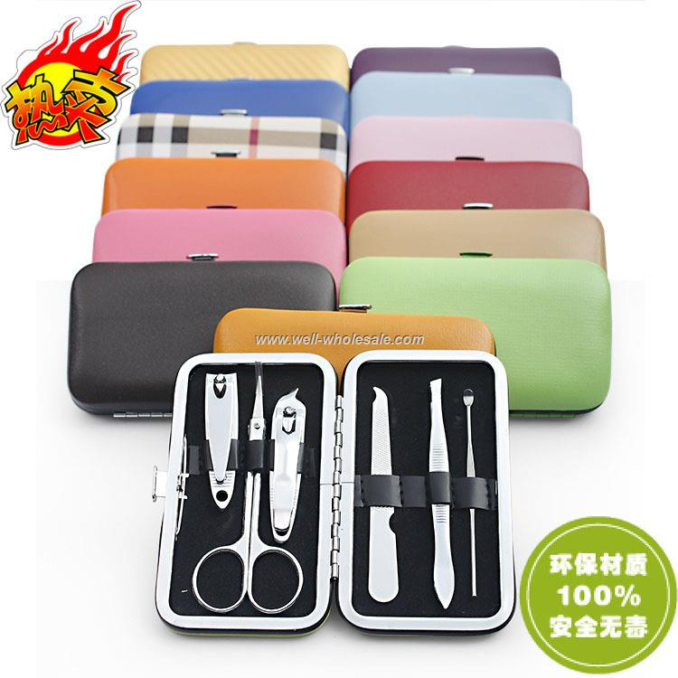 New style nail clipper set