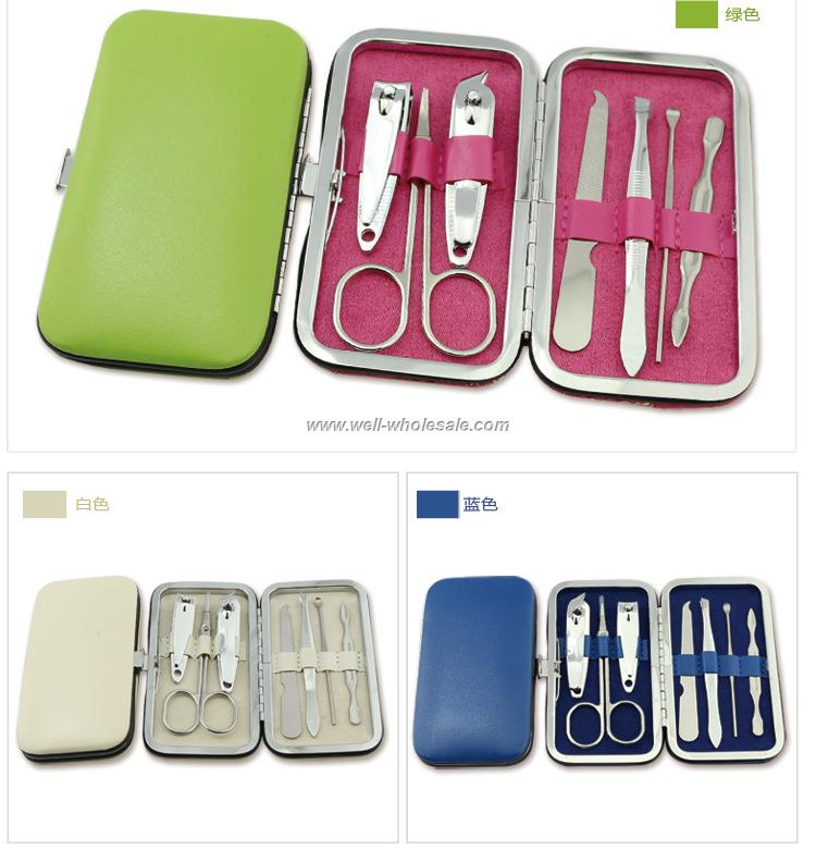 New arrival color nail clipper set