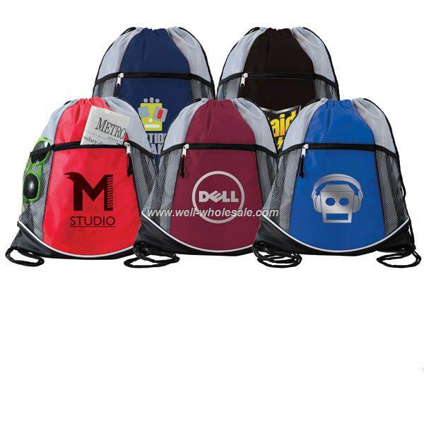 Hot Selling Nylon Shoe Bag Drawstring Bag