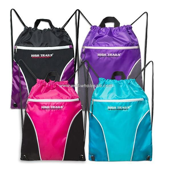 Customized Cheap Promotion Drawstring Bag