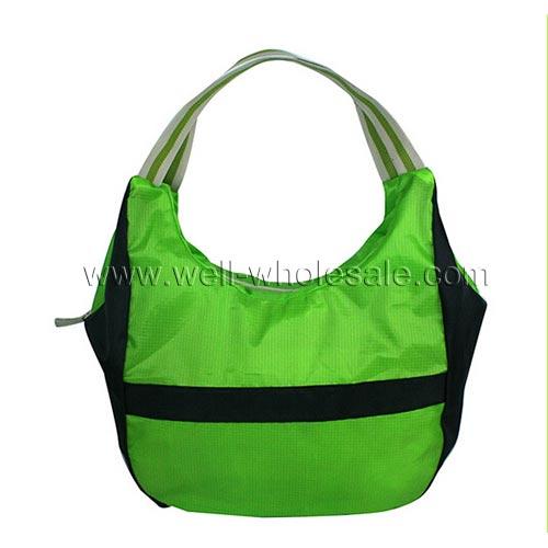 Folding shopping bag,customized logo