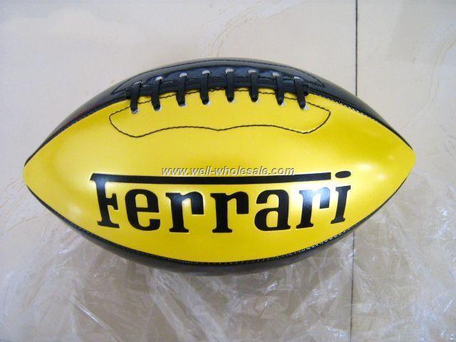 PU rugby ball,american football