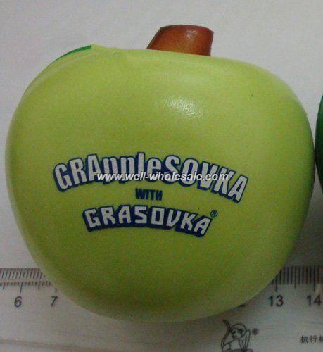 Green Apple Stress ball