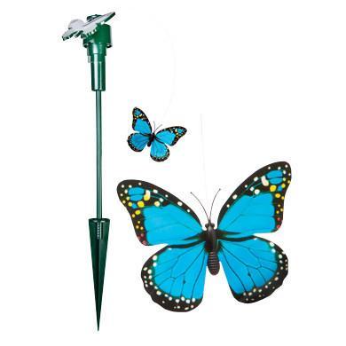 Solar fluttering butterfly/solar toys/solar gifts