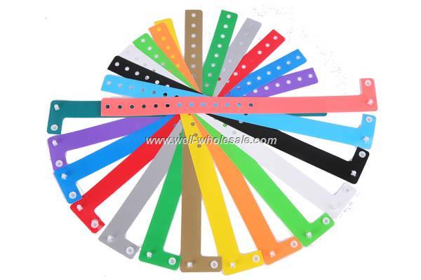 L Shaped Wristbands