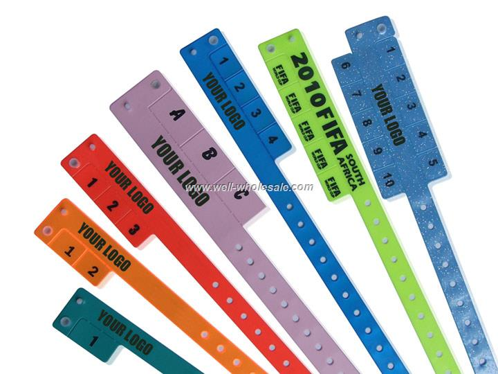 Cheap Custom PVC Wristband