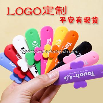 wholesal,silicone mobile phone holder