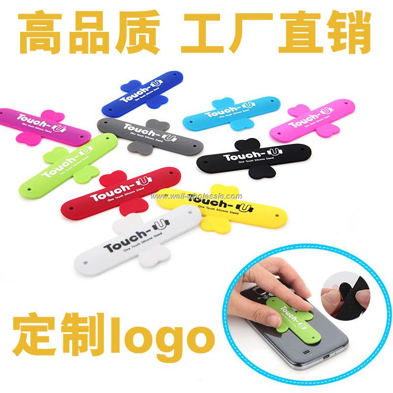 custom silicone mobile phone holder