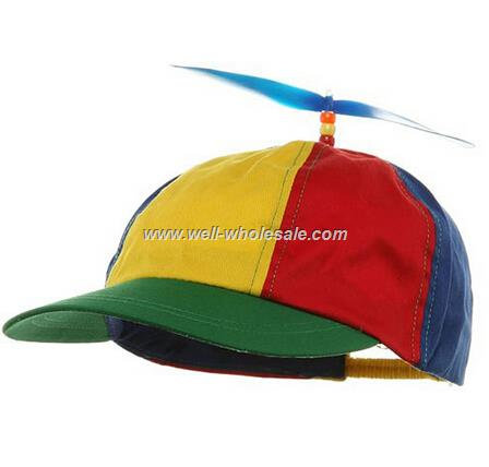 Good Quality The Snapback Cap with Propeller