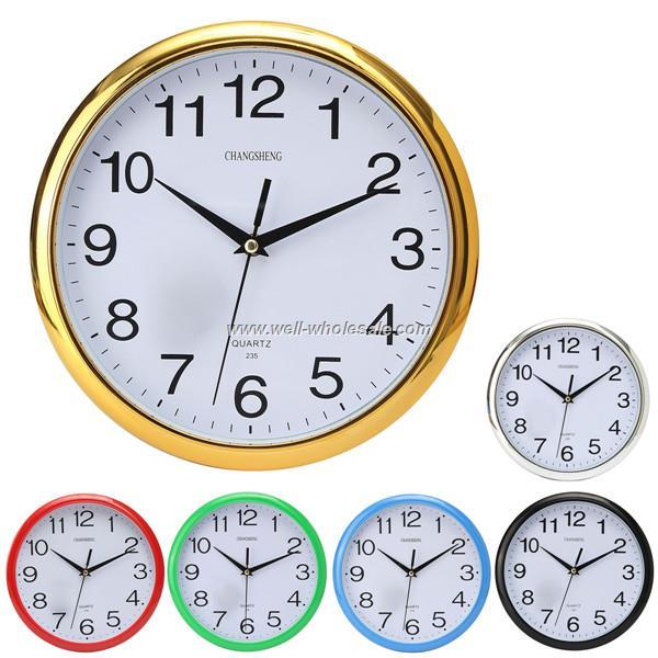 cheap plastic wall clocks,wall clocks,wholesale
