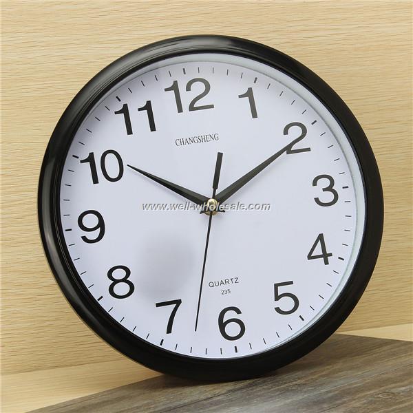 wholesale,plastic wall clock