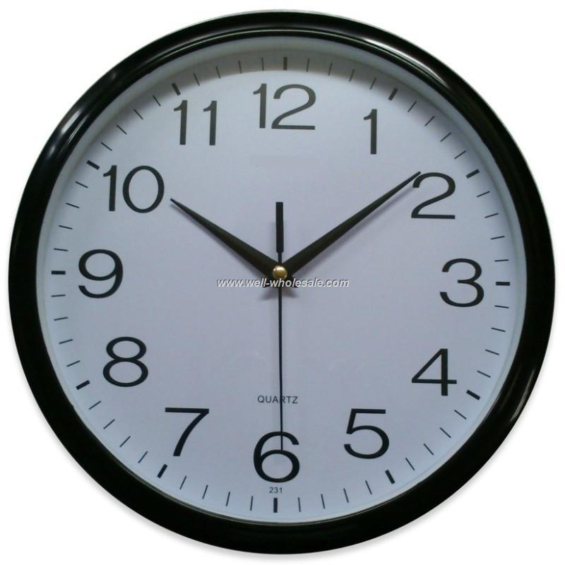 OEM Plastic Wall clock