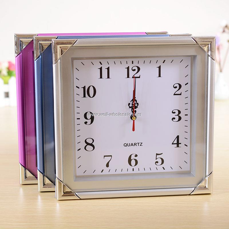 Custom Plastic Wall clock
