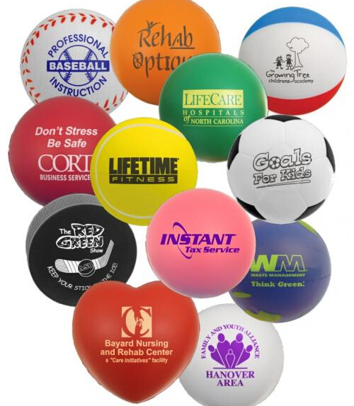 Foam Stress Reliever Ball