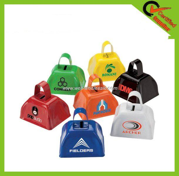Customized Logo cowbells