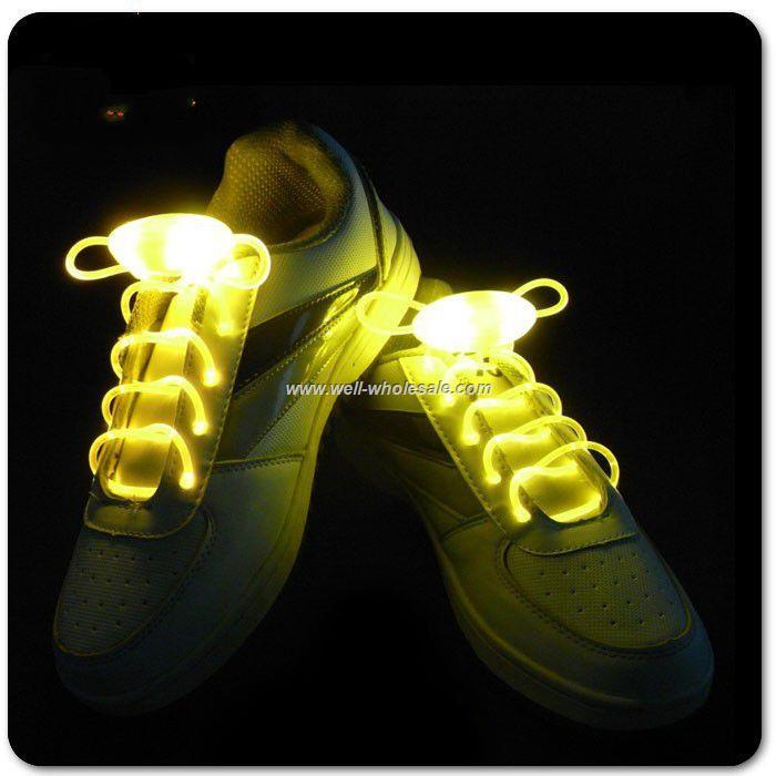 Flashing shoe laces,led shoelace