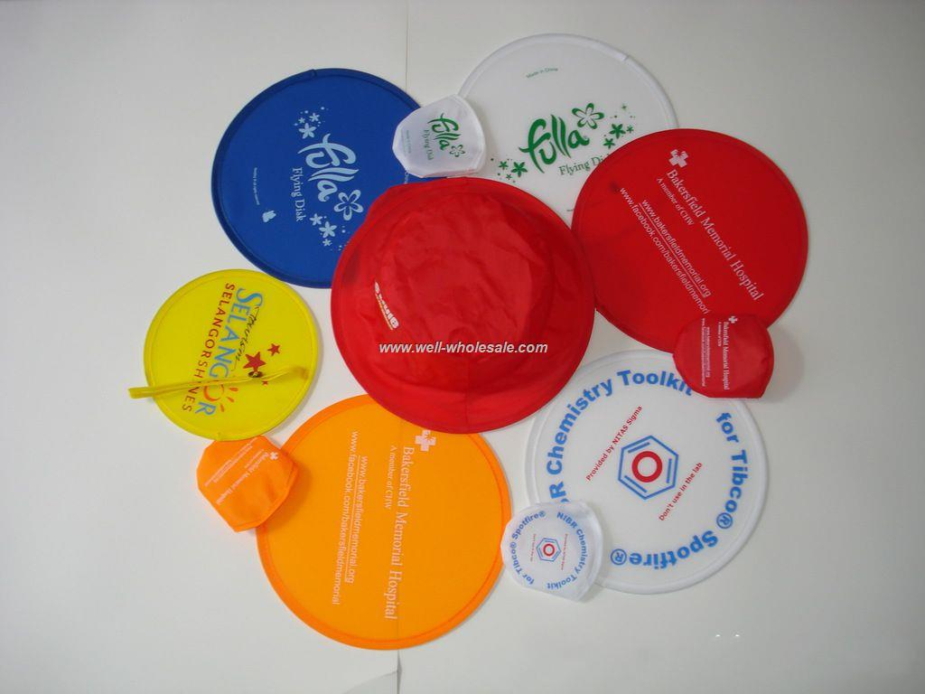 cheap collapsible folding frisbee