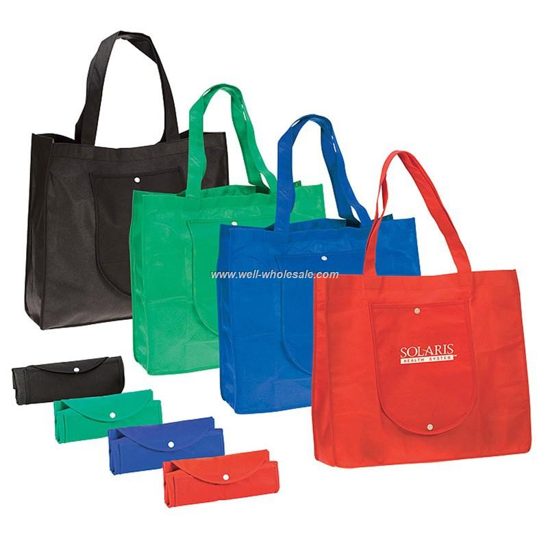 Foldable Non-Woven Shopping bag/ Polypropylene Tote Bag