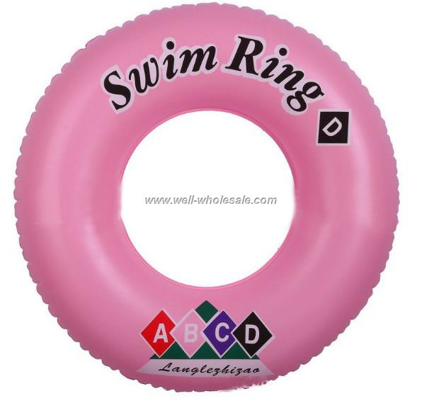 Logo Printed Bestselling Inflatable Swim Ring