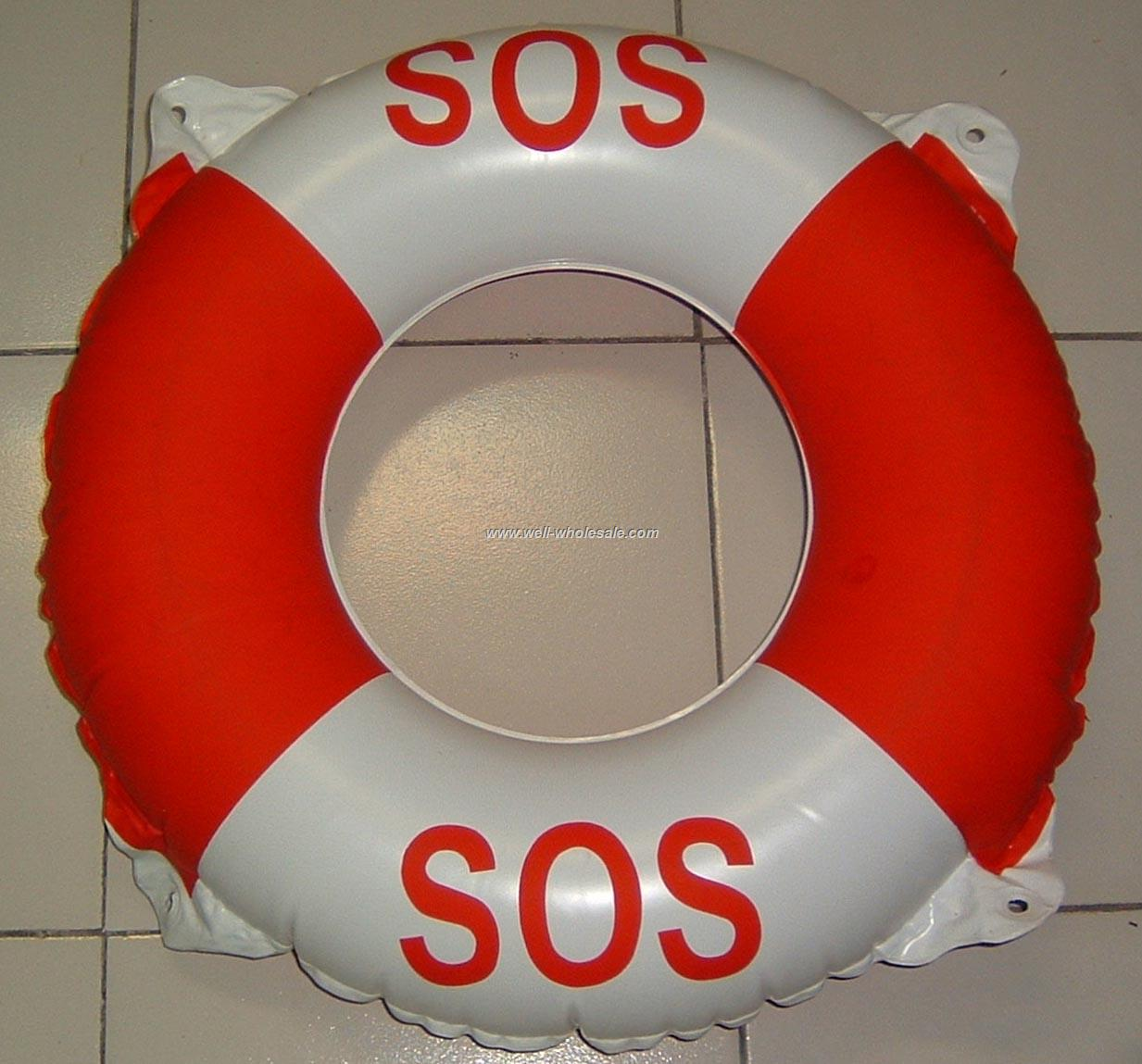 inflatable pvc swimming ring