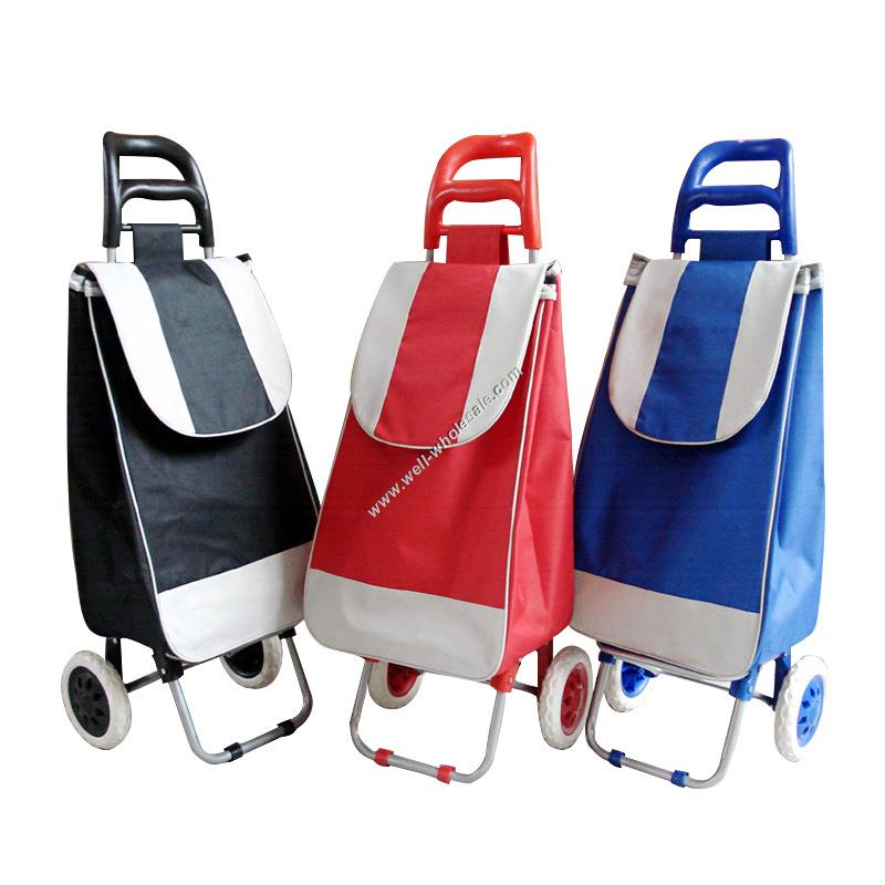 Folding Shopping Cart/Shopping Trolley Bag